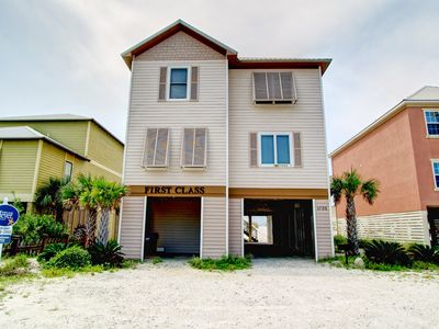 Photo for Family Friendly, Right on the Gulf, 'Big' Beautiful Beach House