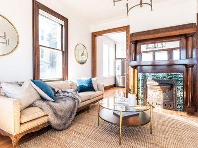 Photo for NYC Views, Luxury 4 Bedroom Townhouse