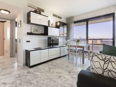 Photo for Apartment Cancun in Salou - 4 persons, 2 bedrooms