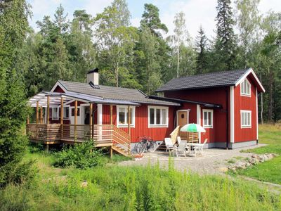 Photo for Vacation home Lindby Karneolen (STH151) in Adelsö - 6 persons, 3 bedrooms