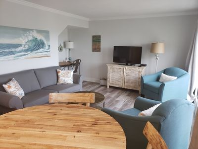 Photo for BEACHFRONT CONDO! FALL DATES JUST REDUCED!