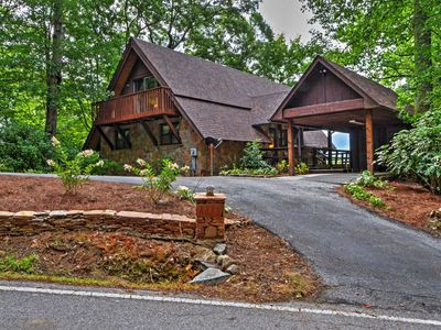 Photo for Sky Valley Home w/ Stunning Views - 1 Mi to Resort