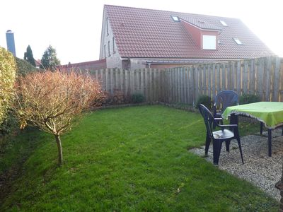 Photo for Holiday house directly on the spa garden - top location - 2 double bedrooms - 4 people
