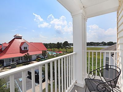 Photo for LK066: Water views! 2 master suites too! Bayside at Bethany Lakes amenities too!