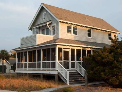 Photo for Plan Sea Cottage: 2 BR / 2.5 BA rental homes in Bald Head Island, Sleeps 6