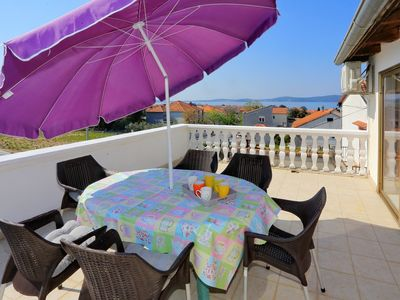 Photo for Apartment More  A2(2+3)  - Bibinje, Zadar riviera, Croatia
