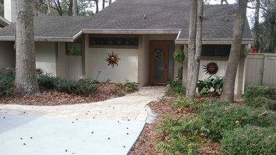 Photo for Moss Creek *Very private patio w/Lagoon and Live Salt Marsh views