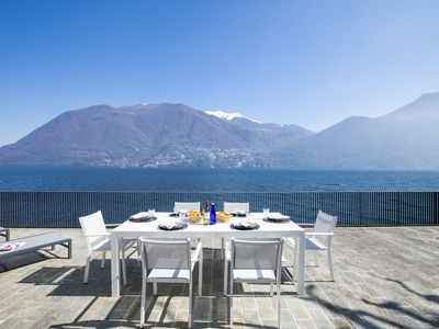 Photo for Villa Teresa Grande - Lake Como, Brienno, Italy