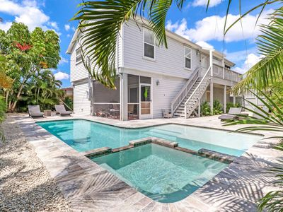 Photo for Modern Beach House, Perfect for Families! Walk to Beach & Bay! Free Parking & Free Wifi!