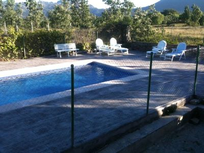 Photo for Housing tourist use (full rental) Chalet Los Arcos for 12 people