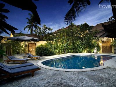 Villa 2 Bedrooms Bfast Kuta Beach