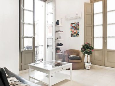 Photo for MODERN AND BRIGH APARTMENT MALAGA DOWNTOWN