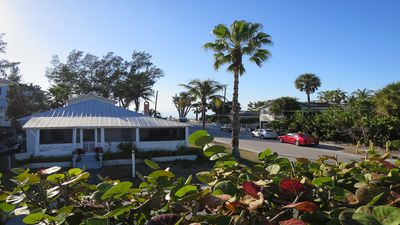 Photo for 1 bedroom villa in the center of Holmes Beach 200 feet from the beach.