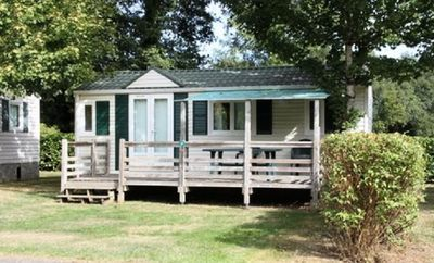 Photo for Camping Le Plein Air Neuvicois *** - Mobil Home Privilege 3 Rooms 4/6 People