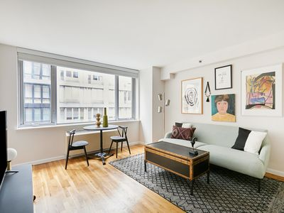 Photo for Sonder | 21 Chelsea | Lively 1BR + Rooftop