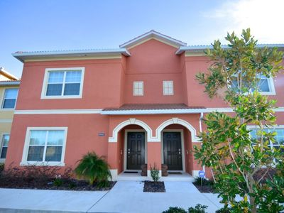 Photo for 4 Bedroom 3 Bathroom Luxury townhouse in Paradise Palms Resort