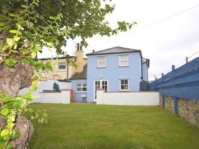 A splendid town house right by the sea and harbour in Aberaeron