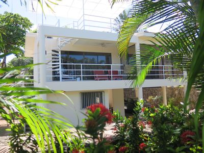 Photo for Casa Pacifica with rooftop lounge and georgous sea view