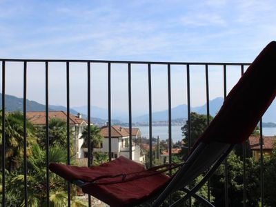 Photo for Modern furnished 2-room apartment with a beautiful lake view