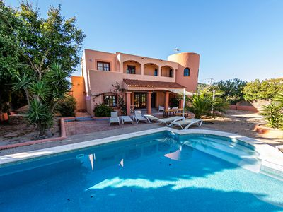 Photo for 5BR Villa Vacation Rental in Sant Josep de sa Talaia, PM