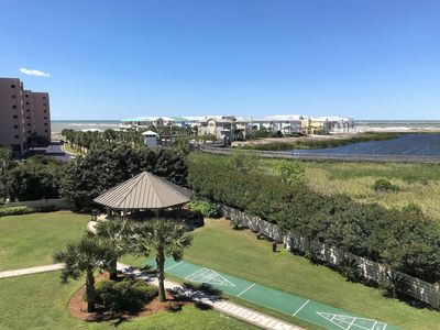 Photo for Unit 417 - Water View West Platinum Unit at Gold Rate w/ FREE BEACH SERVICE