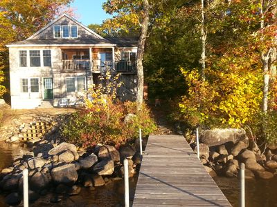 Photo for Vacation dream! Idyllic Long Lake Escape w/All Amenities in Quiet Neighborhood