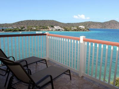 Top floor waterfront next to beach. Lower $ available for longer stays. B3