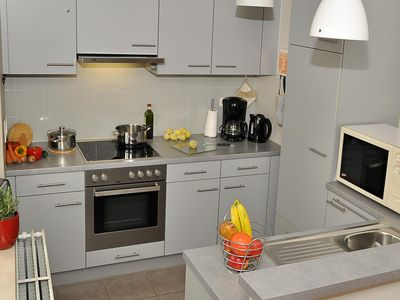 Photo for Apartment in prime location in the heart of Ostend, including parking and WIFI