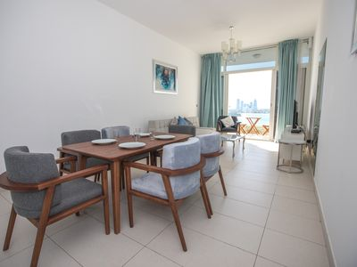 Photo for Panoramic Sea View 2BR Royal Bay The Palm