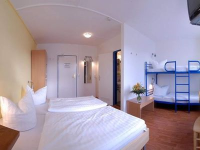 Photo for Single Room, Shower, Toilet - a & o Dresden Hauptbahnhof