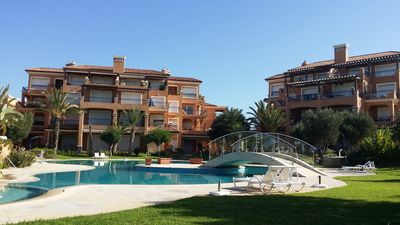 Photo for Résidence du Golf in Bouznika-Plage with 2 swimming pools;