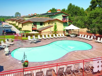 Photo for Beautiful Western-style Resort in the Heart of Stanislaus Nat'l Forest