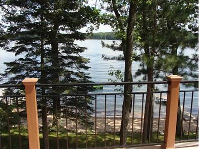 Photo for Beautiful, Relaxing Lakefront Home!  Enough Room For The Whole Family!