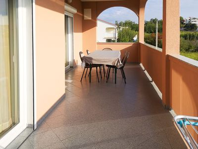 Photo for Apartments and Room Ljubica (87051-A1) - Lopar - island Rab