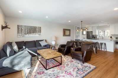 Open Floor Plan Perfect for your Stay