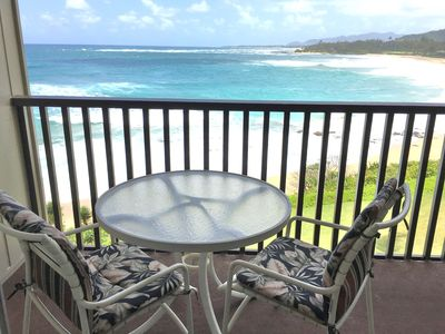Photo for UP TO 25% OFF!!  Spectacular Sunsets-Oceanfront 1 Bedroom Condo