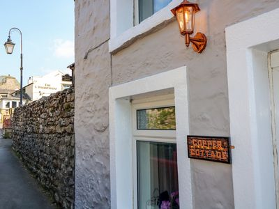 Photo for COPPER COTTAGE, pet friendly, with open fire in Ingleton, Ref 970318