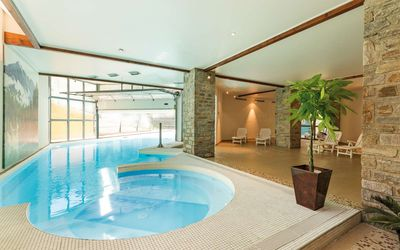 Photo for T2 apartment for skiing, spa, hiking, swimming pool, sauna