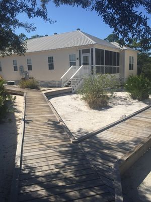 Photo for Fort Morgan Beach House