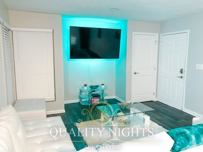 Photo for All White Upscale Getaway w/open check in/check out