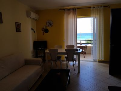 Photo for Located in one of the most beautiful sandy in Corfu , in Glyfada Beach ....