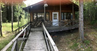 Photo for NEW TO RENTAL MARKET! COZY CABIN! SLEEPS 5