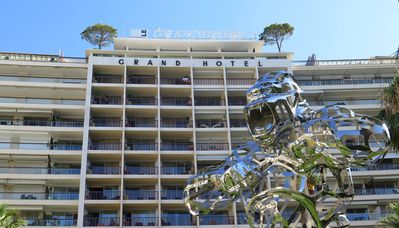 Photo for GHC3 - 2 rooms with terrace sea view and garden, on the Croisette