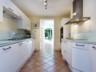 Photo for An elegant 3 bed family home nestled in the heart of central London (Veeve)