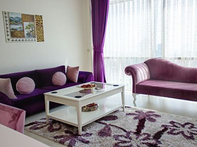 Photo for 1BR Apartment Vacation Rental in istanbul, Ataşehir