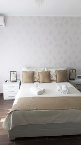 Photo for Modern apartment 700 m from the center, near the beach