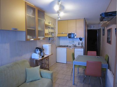 Photo for 1BR Apartment Vacation Rental in Val Thorens