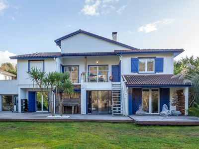 Photo for Superb Californian villa Biarritz and beaches (-15% discount)