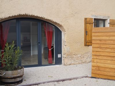 Photo for Charming cottage 2 people in Beaune