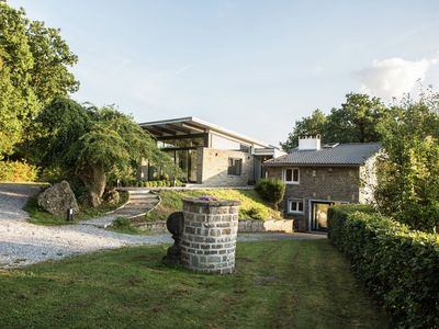 Photo for Luxury detached villa surrounded by nature